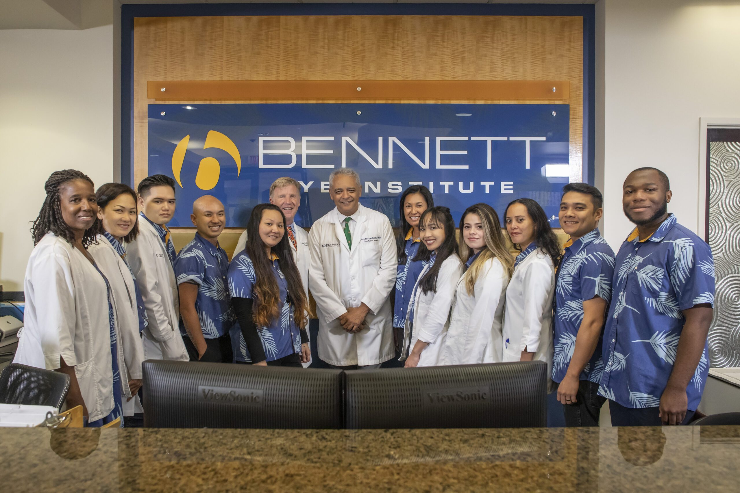 Bennett Eye Team